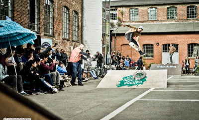 Surf&Skate Festival presented by Jever Fun. Hamburg 2014.