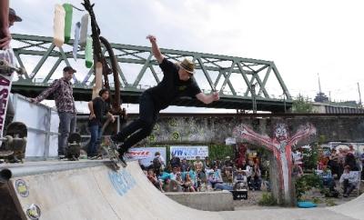 Das Surf&Skate Festival kommt 2014 nach Köln.